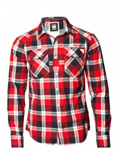 G-Star Raw lumberjack shirt