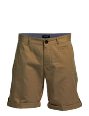 Chino Shorts With Roll-Ups