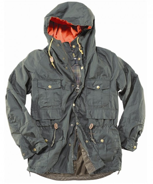 Barbour cavendish jacket