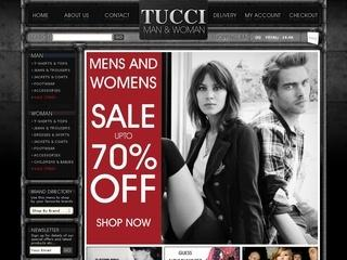 Tucci Store - Free Delivery